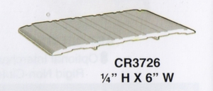 "CAL ROYAL CR3726 6"" X 1/4"" X 36"" THRESHOLD ALUM (click here to view and buy item)"