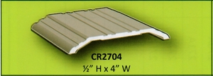"CAL ROYAL CR2704 36"" X 4"" X 1/2"" THRESHOLD ALUM  ( click here to view and buy item )"