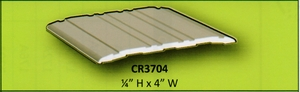 "CAL ROYAL CR3704 36"" X 4"" X 1/4"" THRESHOLD ALUM ( click here to view and buy item )"