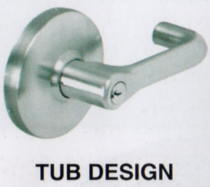 CAL ROYAL  CTUB00 GENESIS TUBULAR  KEYED ENTRY LOCKSET ( click here to view and buy item)