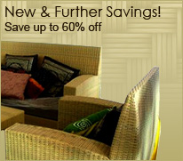 New & Further Savings! Save up to 60% off