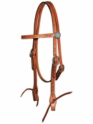TUCKER BLACK MOUNTAIN BRIDLE (BN, BK, GN) 161