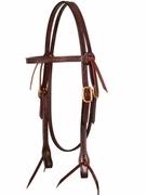 TUCKER SOUTHPASS TRAIL BRIDLE (BN, BK, GN) 188
