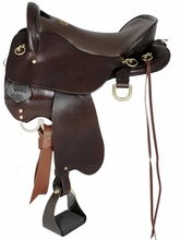 TUCKER GEN II ENDURANCE TRAIL SADDLE (BN, BK, GN) 158