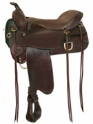 GEN II TUCKER CHEYENNE SPRINGS SADDLE-TOOLED  (BN, BK, GN) 169