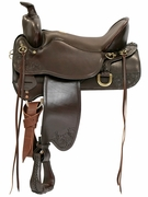 TUCKER GEN II HIGH PLAINS TRAIL SADDLE-TOOLED (BN, BK, GN) 262