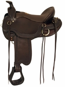 TUCKER GEN II SOUTHPASS SADDLE-SMOOTH (BN, BK, GN) 288