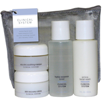 Credentials  Skin Care Set - Clinical System