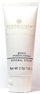 Credentials Glycolic Moisture Masque