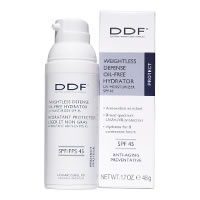DDF Weightless Defense Oil-Free Hydrator SPF 45 (40% Discount)