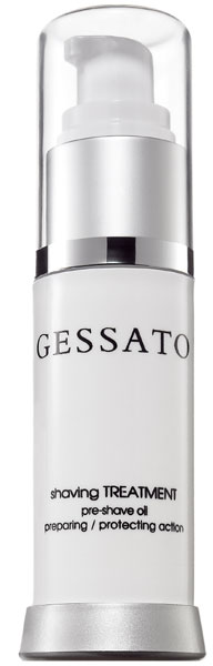 GESSATO shaving TREATMENT- pre-shave oil (20% Discount)