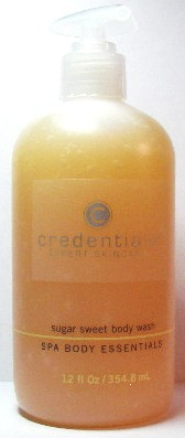 Credentials Sugar Sweet Body Wash