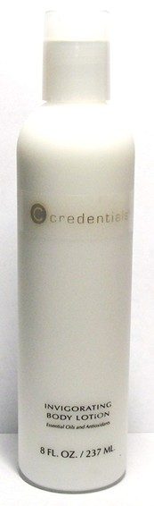 Credentials Invigorating Body Lotion