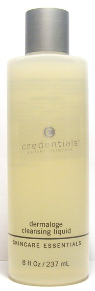 Credentials Dermaloge Cleansing Liquid 8 oz