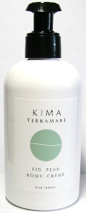 Kima Terramare Body Cream Fig Pear (20% Discount)