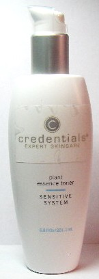 Credentials Plant Essence Toner