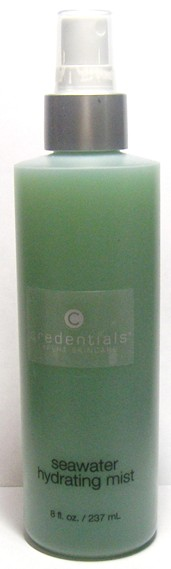Credentials Seawater Hydrating Mist 8 oz