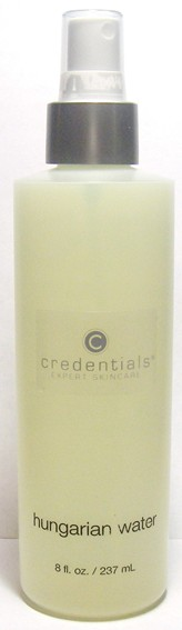 Credentials Hungarian Water 8 oz