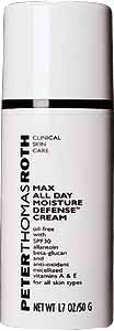 Peter Thomas Roth Max All Day Moisture Defense Cream With SPF 30