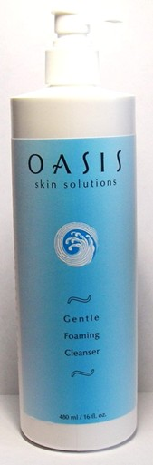 Oasis Gentle Foaming Cleanser 16 oz