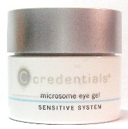 Credentials Microsome Eye Gel