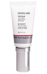 MD Formulations Critical Care Calming Gel (20% Discount)