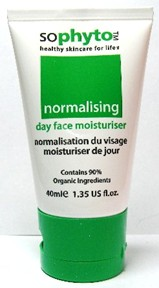 Sophyto Normalising Day Face Moisturizer