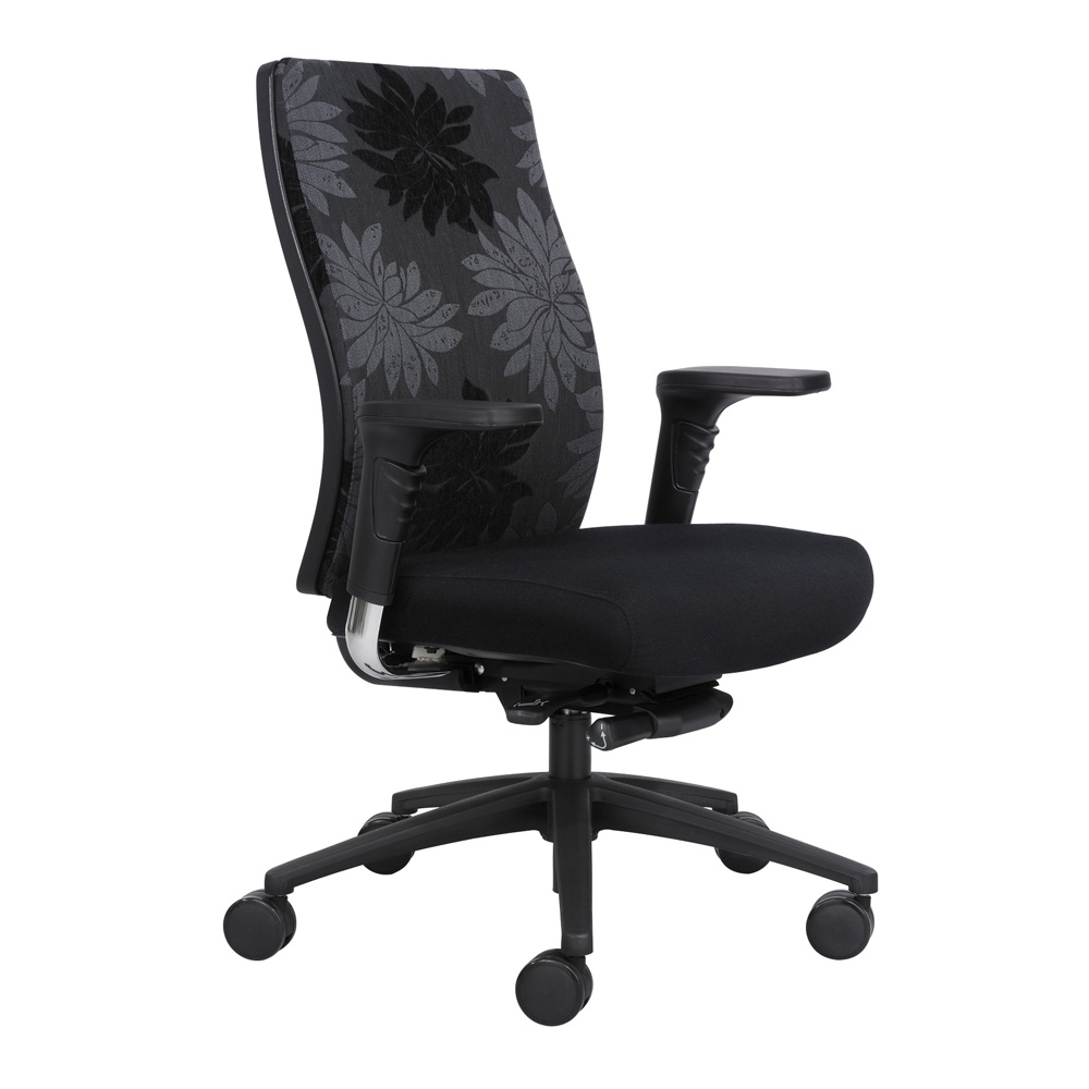 bliss high back management office chair 7201 bliss office chair black