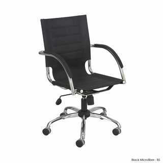 Flaunt Manager Mid-Back Office Chair - 3456 - Click to enlarge