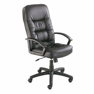 Serenity High-Back Executive Chair - 3470 BL - Click to enlarge