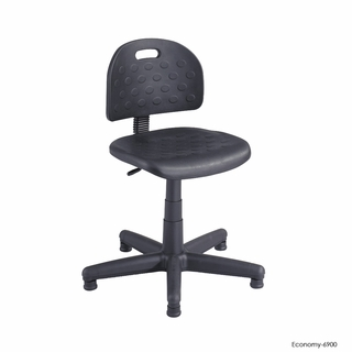 Soft-Tough Industrial Desk Chair - Click to enlarge