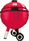 Balloons BBQ Grill Balloon