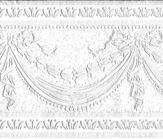 Paintable Swag Wallpaper Border <br> CLEARANCE!! QUANTITIES LIMITED!!