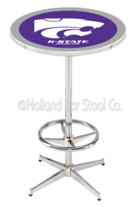 "Kansas State Wildcats Pub Table (42"" height)"