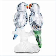 (SOLD OUT) Swarovski Budgies