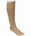 CircAid Juxta Lite Standard Legging Compression Wrap with Anklets