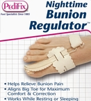 PediFix Nighttime Bunion Regulator, 1 in a Pack