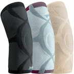 FLA Pro-Lite 3D Knit Compression Knee Support