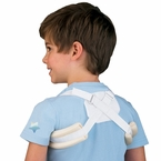 FLA Orthopedics Infant & Pediatric Clavicle Support Brace