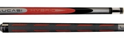 Lucasi Hybrid LH30 Red Pool Cue