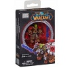 Warcraft Mega Bloks Set #91003 Orc Warrior Ragerock Faction Pack