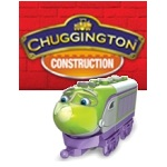 Toy Train and Chuggington logo.