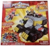 Mega Bloks Power Rangers MegaForce Set #5872 PRMF Robo Knight vs. Vrak [Showdown]
