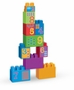 Mega Bloks Maxi Set #8849 1 2 3... Build Big!