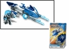 Dragons Universe Mega Bloks Set #95257 Azure Striker