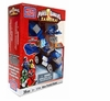 Power Rangers Mega Bloks Set #5764 Super Samurai Blue Pocket Racer
