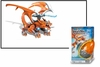 Dragons Universe Mega Bloks Set #95259 Shock Vosanu