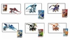 Dragons Universe Mega Bloks Set #DUSDVS Small Dragons & Vehicles Set