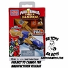Power Rangers Mega Bloks Set #5770 Super Samurai Gold Pocket Racer