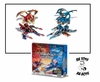 Dragons Universe Mega Bloks Set #95239 Ultimate Battle Set